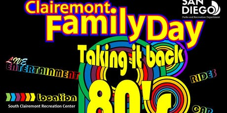 The 30th Annual Clairemont Family Day! tickets