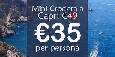 Mini Crociera a Capri