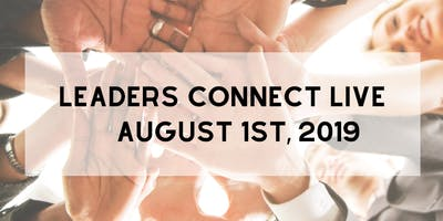 Leaders Connect Live