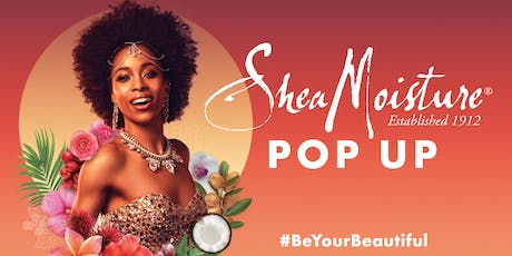HAIRstory with Karlyn Percil @ SheaMoisture Pop Up tickets