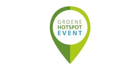Groene Hotspot Event tickets