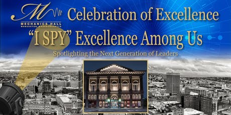 Mechanics Hall Celebration of Excellence tickets