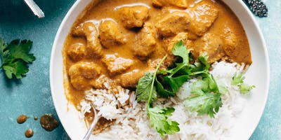 Cooking Class | Indian Take Out (ages 21+)