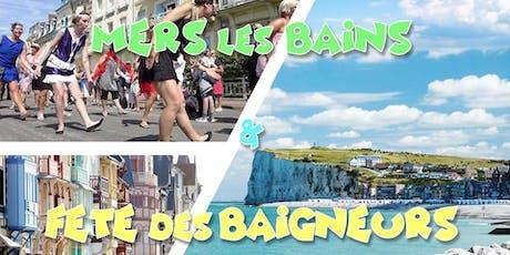 Plage Mers les Bains & Le Tréport - Fête des Baigneurs - 28/07 billets