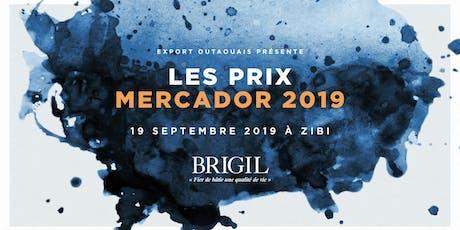 Remise des Prix MercadOr de l'Outaouais 2019 billets