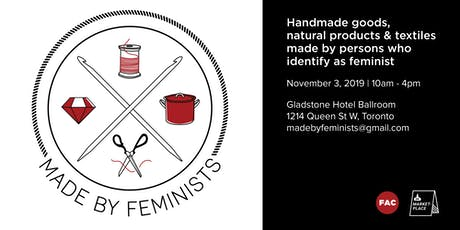GH Marketplace: Made by Feminists  tickets
