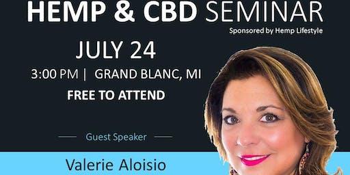 CBD & Hemp Seminar