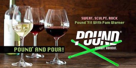 Pound® & Pour! (Brookmere) tickets