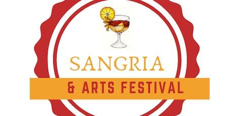Sangria & Arts Festival tickets