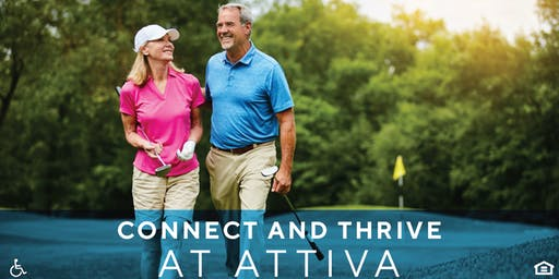 Attiva Active Adult Lifestyle Expo