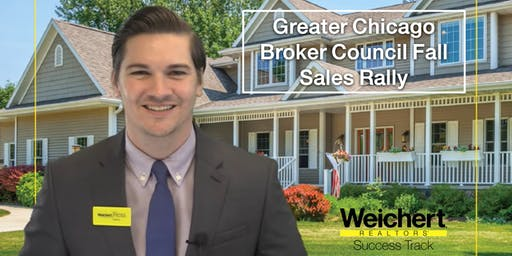 Greater Chicago Broker Council Fall Sales Rally