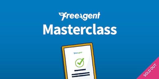 FreeAgent Masterclass - Manchester