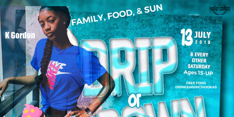 Drip or Drown Pool Party tickets