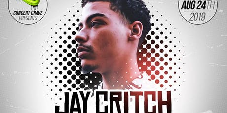 Jay Critch LIVE at VENU tickets