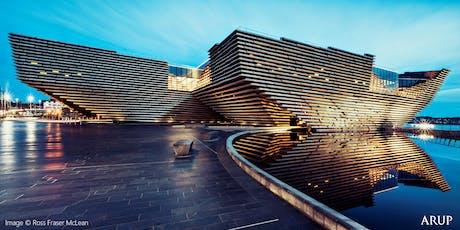 Evening Presentation - V & A Dundee tickets