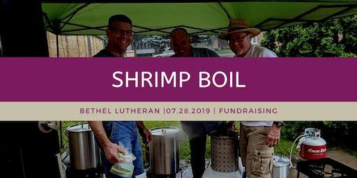 Shrimp Boil Fundraiser