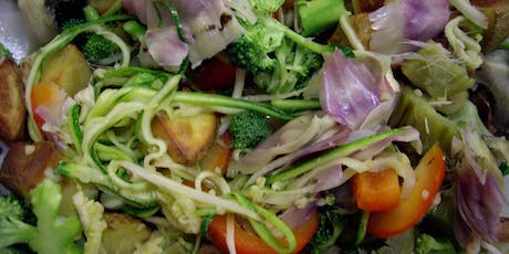 Nature's Larder - Raw & Cooked High Energy Food & Nutrition Training tickets