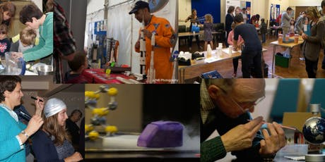 A day of science and fun for the whole family tickets