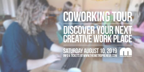 Coworking Tour 2019 tickets
