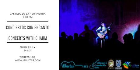 Conciertos con Encanto || Concerts with Charm entradas