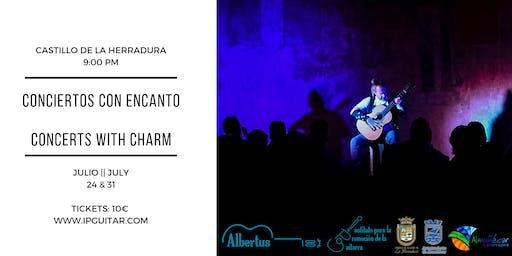 Conciertos con Encanto    Concerts with Charm