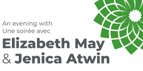 An Evening with Elizabeth May & Jenica Atwin tickets