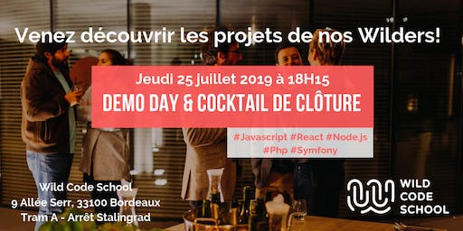 Demo Day & Cocktail de clôture