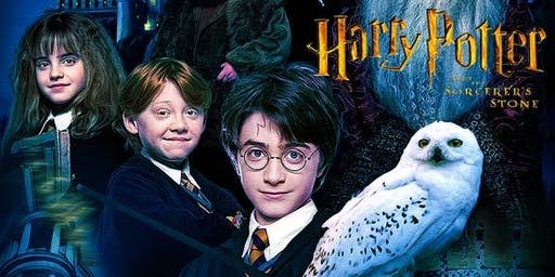 Harry Potter The Sorcerer's Stone (2001) (Movie Club Movie Event @7pm)