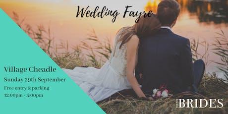 Village Hotel Cheadle Wedding Fayre tickets