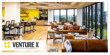 Venture X Uptown Dallas Grand Opening tickets