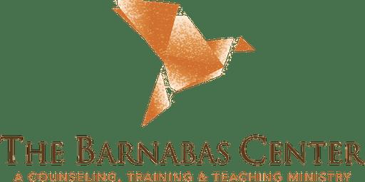 Barnabas Training Basic August 17, 2019 (Winston-Salem)