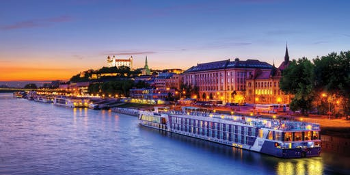 Cruise Event: AmaWaterways - Red Deer