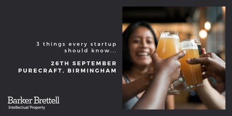 3 things all startups should know... tickets