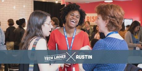 Tech Ladies Austin Meetup tickets