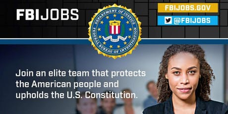 FBI Detroit Diversity Recruitment Event tickets