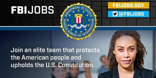 FBI Detroit Diversity Recruitment Event