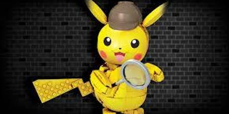 Pokemon Detective PIKACHU	  (PG)  2019 ‧ Comedy/Adventure ‧ 1h 44m tickets