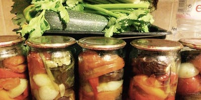 A Meal in a Jar: Fermenting and Preserving for Winter