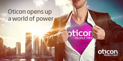 Oticon Product Launch - Bristol