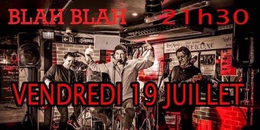 Soirée Rock Avec BLAH BLAH