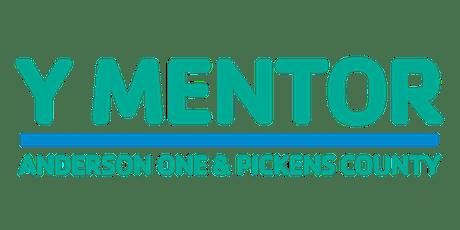 Y Mentor Training (Powdersville YMCA) 08/16/19 tickets