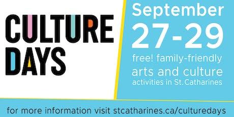 Culture Days | Explore Encaustic Painting & Collage Workshop tickets