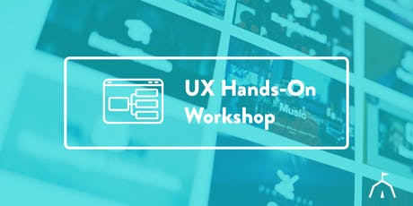 UX Design Hands-On Workshop  tickets