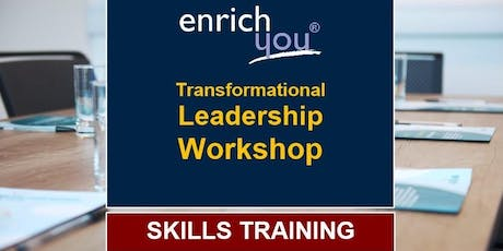 Transformational Leadership Workshop tickets