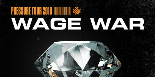 Wage War with Like Moth to Flames, Polaris, Dayseeker