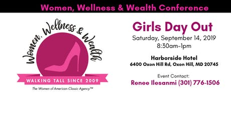 Girls Day Out Fall 2019 Women, Wellness & Wealth Conference  tickets