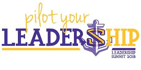 LSUS Leadership Summit tickets