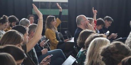 De nieuwe vzw-wetgeving vertaald naar jouw organisatie - Brussel tickets