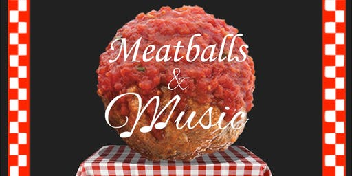Meatballs & Music: A One Man Show