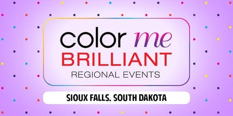 Color Me Brilliant - Sioux Falls, SD tickets